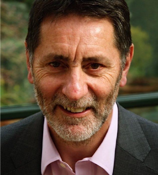 Photo portrait of Rich Benton