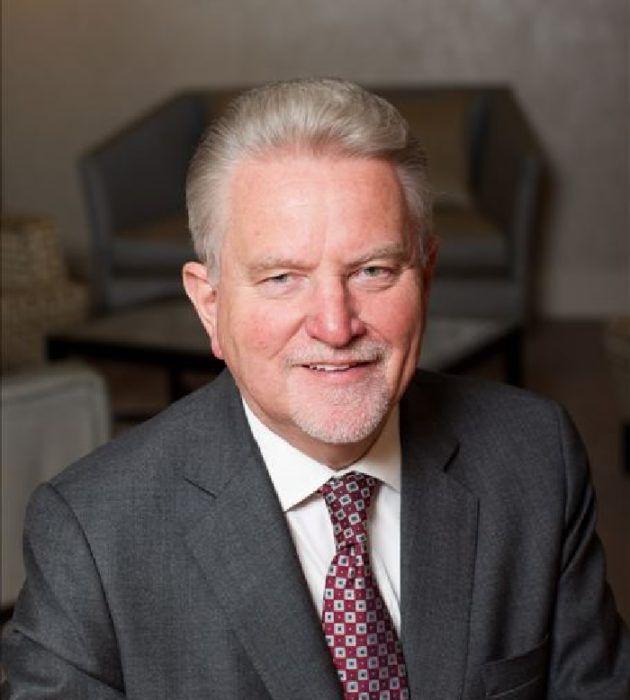 Photo portrait of Sir Rod Aldridge OBE